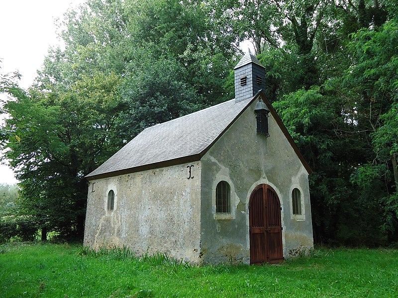 Chapelle Notre-Dame-des-Bois - Moncé-en-Belin - Sarthe (72)