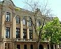 Montauban - L'ancienne bibliothèque municipale, à côté du square Picquart.JPG