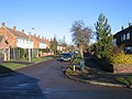 Montgomery Road, Arbury, Cambridge on Christmas Day 2005 - geograph.org.uk - 95160.jpg
