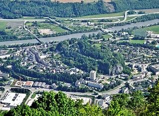 Montmélian Commune in Auvergne-Rhône-Alpes, France