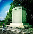 Monument to the 36th Wisconsin Volunteer Infantry in the Civil War battle of Cold Harbor in 1864 - panoramio.jpg
