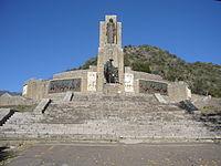 Monumento del Manzano Histórico, Tunuyán.JPG