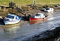 Moored Boats on Hedon Haven - geograph.org.uk - 766488.jpg