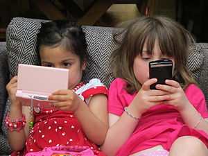 Enfant du numérique