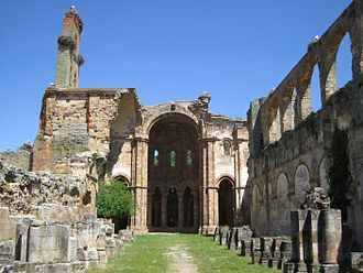 Ponce Giraldo de Cabrera - The monastery of Moreruela, founded by Ponce, became one of the richest in Spain by the thirteenth century, although Ponce seems to have paid little attention to it.