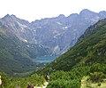 Morskie Oko ze szlaku przez Swistówkę - panoramio.jpg
