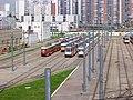 Moscow tram Krasnopresnenskoe depot 1.jpg