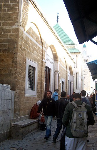 Hammouda Pacha Mosque - Image: Mosquee hamouda pacha 2