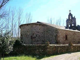 O Barco de Valdeorras - San Miguel de Xagoaza monastery, O Barco de Valdeorras