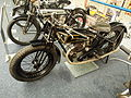 Motor-Sport-Museum am Hockenheimring, 1914 Rudge TT Multi, Rudge-Whitworth Four Valve Four Speed motorcycle, pic4.JPG