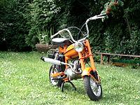 Motorynka Romet.JPG