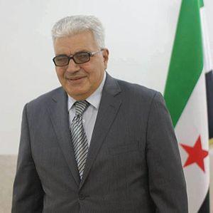 Mouaffaq Nyrabia - Image: Mouaffaq nyrabia