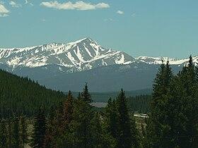 Mount Elbert June 2006