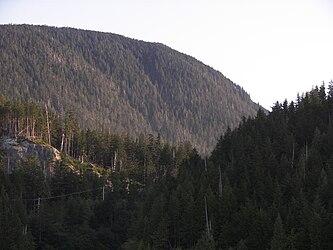 Mountain near Ketchikan, Alaska.jpg