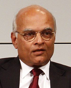 National Security Advisor (India) - Image: Msc 2011 SZ 004 Menon (cropped)