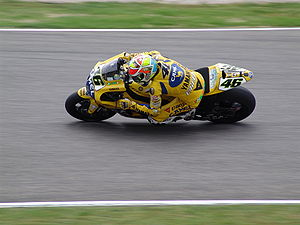Valentino Rossi - Rossi at the 2006 Italian Grand Prix