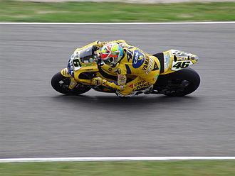 Valentino Rossi - Rossi at the 2006 Italian Grand Prix