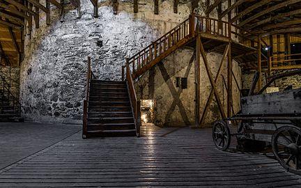 Munkholmen Borggården inngangen.jpg
