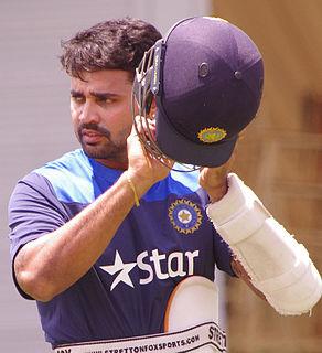 Murali Vijay Indian cricketer