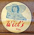 Musée Européen de la Bière, Beer coaster pic-028.JPG