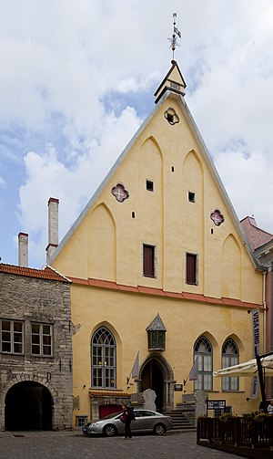 Estonian History Museum - The Great Guild hall