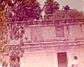 Museo Nacional de Antropología, Mexico DF, Marzo 1974 - Bonampak Replica.jpg
