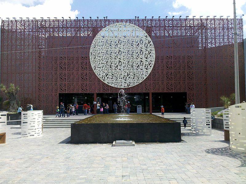 Atrações de Puebla no México