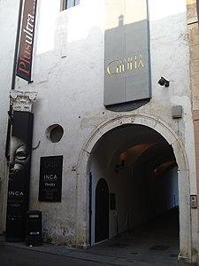 Museo Santa Giulia Brescia.Museo Di Santa Giulia Wikipedia