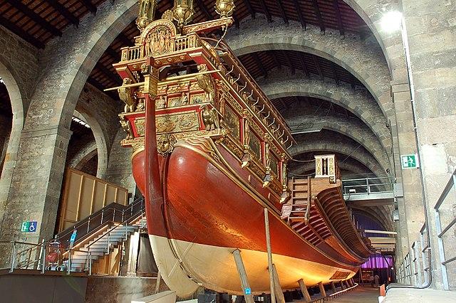 Musée maritime de Barcelone