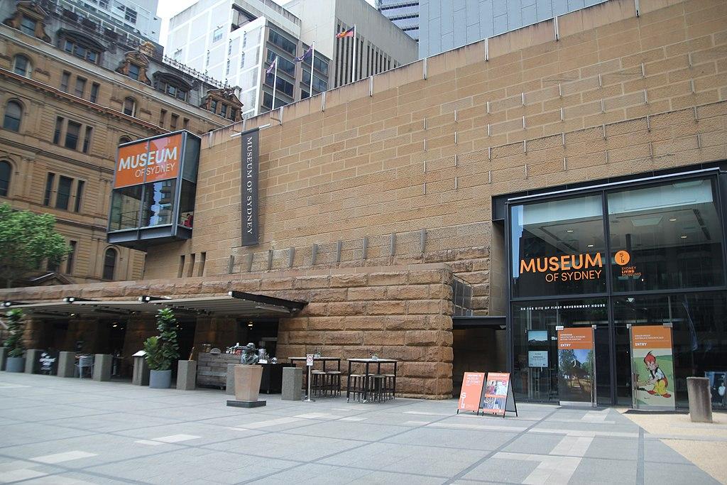 Museum of Sydney 2015