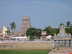 The Kapaleeshwarar temple in Mylapore is one of the oldest temples in Chennai.