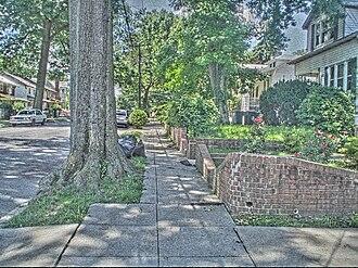 Woodridge (Washington, D.C.) - Myrtle Avenue