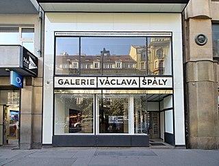 The Václav Špála Gallery