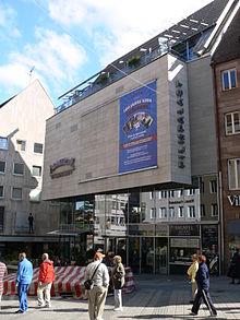 Cineplex Admiral Filmpalast Nürnberg