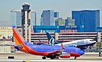 N739GB Southwest Airlines 1998 Boeing 737-7H4 C-N 29275 (7399739214).jpg