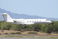 N820MS - GLF5 - National Airlines