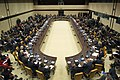 NATO Foreign Ministers and Non-NATO ISAF Contributing Nations Discuss the Security Situation in Afghanistan (11206783483).jpg