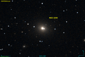 Image illustrative de l'article NGC 2256