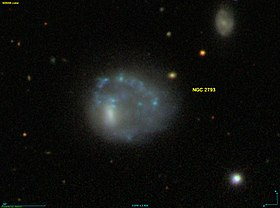 Image illustrative de l'article NGC 2793