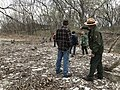 NTIR Staff explain details about Rock Creek Crossing in Council Grove, KS - 11 (7c770459d8df4606888620edaae9ecb0).JPG