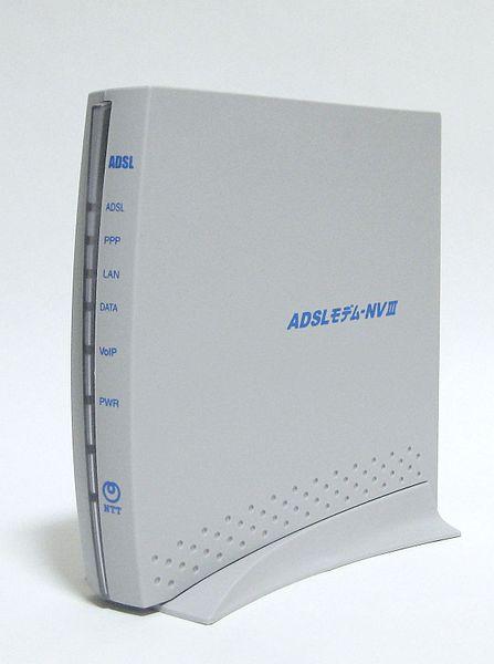 Módem (ADSL)