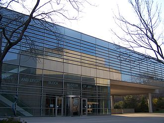 Mary and Leigh Block Museum of Art - Image: NU Block Museum of Art