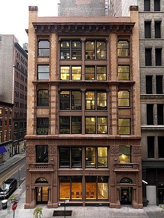 New York University Department of Philosophy - Image: NYU Philosophy Department