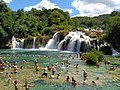 Nacionalni park Krka - kupači.jpg