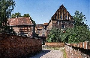 Treaty of Namslau - Namysłów Castle