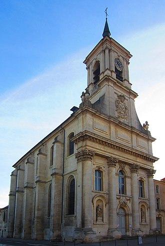 Church of Notre-Dame-de-Bonsecours, Nancy - Church of Notre-Dame-de-Bonsecours, Nancy