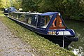 Narrow Boat. Moored on Market Harborough Canal - Flickr - mick - Lumix.jpg