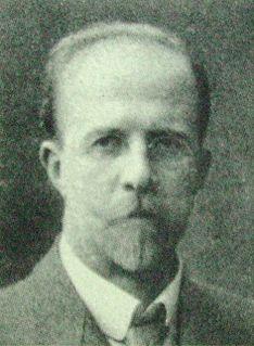 Natanael Beskow Swedish theologian