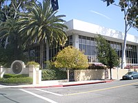 National Academy of Recording Arts & Sciences, Pico & 34th, Los Angeles.JPG