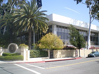 Pico Boulevard - Former National Academy of Recording Arts and Sciences headquarters